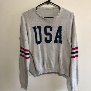 USA   Sweater